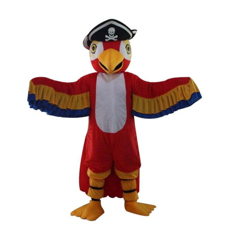 NºCaliente! Piratas la mascota loro historieta del adulto del traje ...