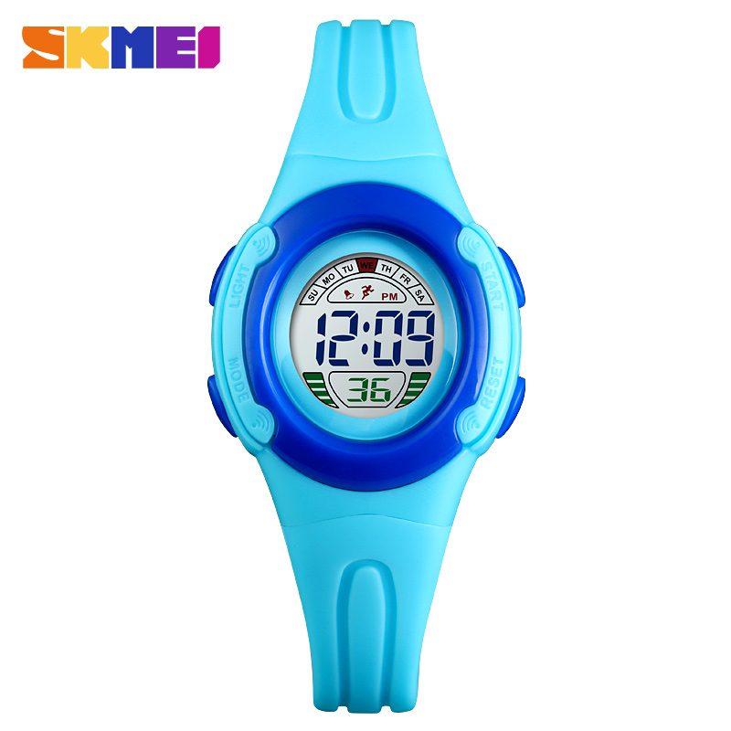Disciplined 2019 New Arrived Children Girls Analog Digital Sport Led Electronic Waterproof Wrist Watch Sports Led Digital Date Kids Watch Elegant Shape Children's Watches