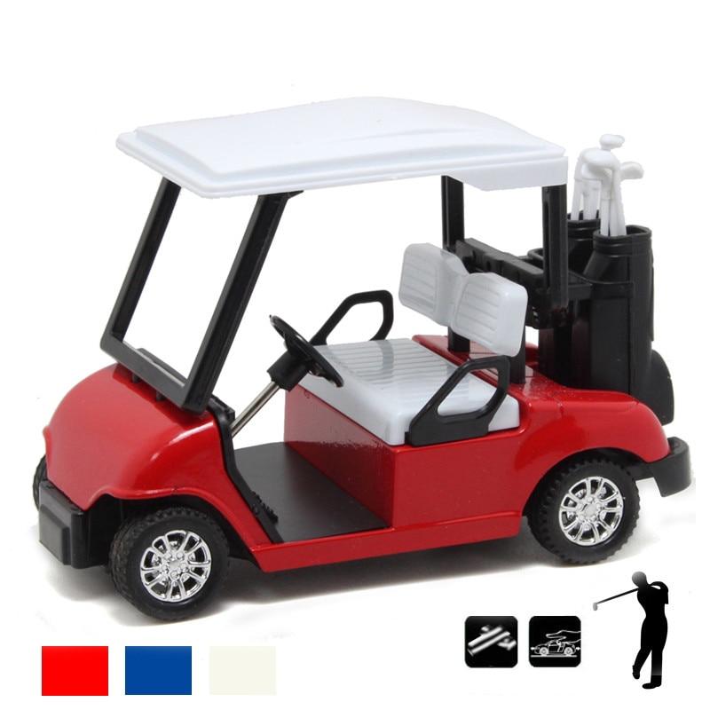 Discount sale High simulation Golf carts model, 1:32 alloy