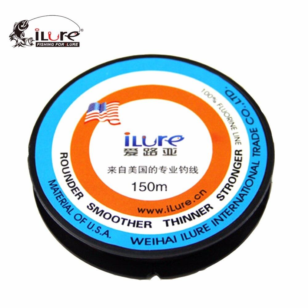 iLure Marka 150M örtüklü Fluorocarbon Balıqçılıq Xətti - Balıqçılıq - Fotoqrafiya 2