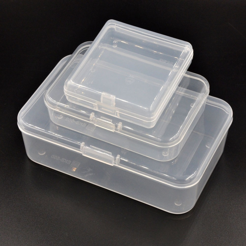 Century B Type Plastic Storage Box with Lock for Jewelry, Repairing Tool Parts, Issuing Cards, Bait, Screws, Button ...