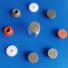 20 мм, 100 шт! много цветов и узоров бутиловая резиновая пробка, силиконовая резина для стеклянных флаконов, резиновая уплотнительная пробка, резиновая крышка