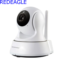 REDEAGLE Wireless WiFi IP Camera 720P 1080P CCTV Security Camera Night Vision Infrared Two Way Audio