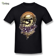 2018 New Arrival Star Wars T Shirts Graphic Cotton 3D Print Tees Stylish Round Collar T-shirt For Man
