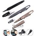 Новый B006 Тактический Ручка Multi-Tool Самообороны Оружие 4-в-1 С Нож Стали Вольфрама Глава Stylus Сенсорный Экран Стекла выключателя