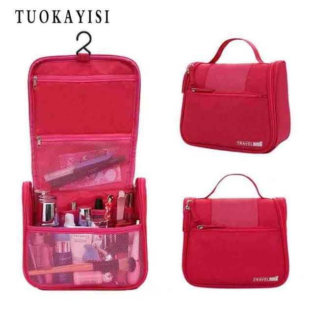 Travel Waterproof Wash Bag Male Personal Hygiene Beauty Cosmetics Case Health Professional Organizer Men Women Makeup