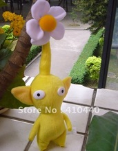 IN HAND Flower Yellow Pikmin Plush Toy  Lovely Gift For Kids