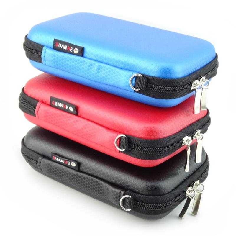 Draagbare elektronische gadgets EVA opbergtas voor HDD Power Bank USB - Home opslag en organisatie - Foto 3