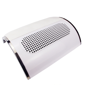 Image 3 - ماكينة تنظيف وتفريغ الأظافر من 3 مراوح قوية لشفط الغبار حجم كبير منخفض صاخب للأظافر