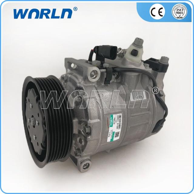Auto AC compressor for Audi A6 A4 7SEU17C 4E0260805AA/8E0260805BG ...