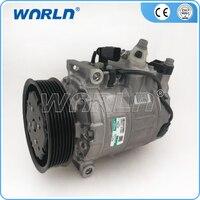 Auto AC compressor for Audi A6 A4 7SEU17C 4E0260805AA/8E0260805BG/8E0260805CE/4E0260805AR/8E0260805BK/8K0260805K/8E0260805BD