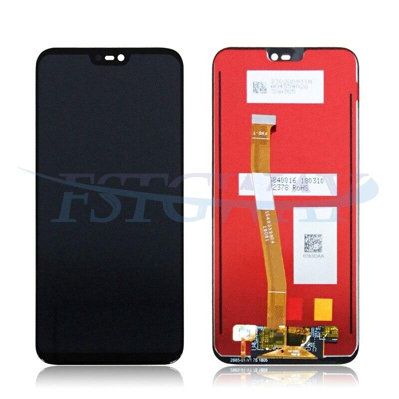 100% nouveau Test pour Huawei P20 lite ANE-L02 ANE-L03/L22/L21 écran LCD + écran tactile numériseur assemblage remplacement + outils gratuits