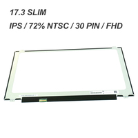 IPS FHD 1920*1080 30 PIN SLIM N1YPX N173HCE E31 FOR DELL LCD DISPLAY 17.3 5770 P35E (AD12) screen LP173WF4 SPF1
