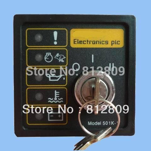 Controller ,Manual Key Start DSE501K Module free shipping free shipping generator moudle dse501k auto start controller fast shipping