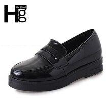 Hee Grand/женские на низком каблуке ежедневно лето и весна новая модная обувь для учащихся для Для женщин размер 35-39 XWD3956