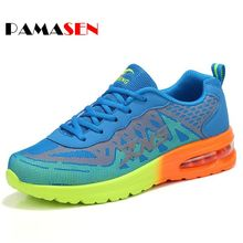 2017 Spring Summer Unisex Breathable Shoes Trainers Men Outdoor Air Walking Shoes Fashion Sport High Quality Mens Casual Shoes