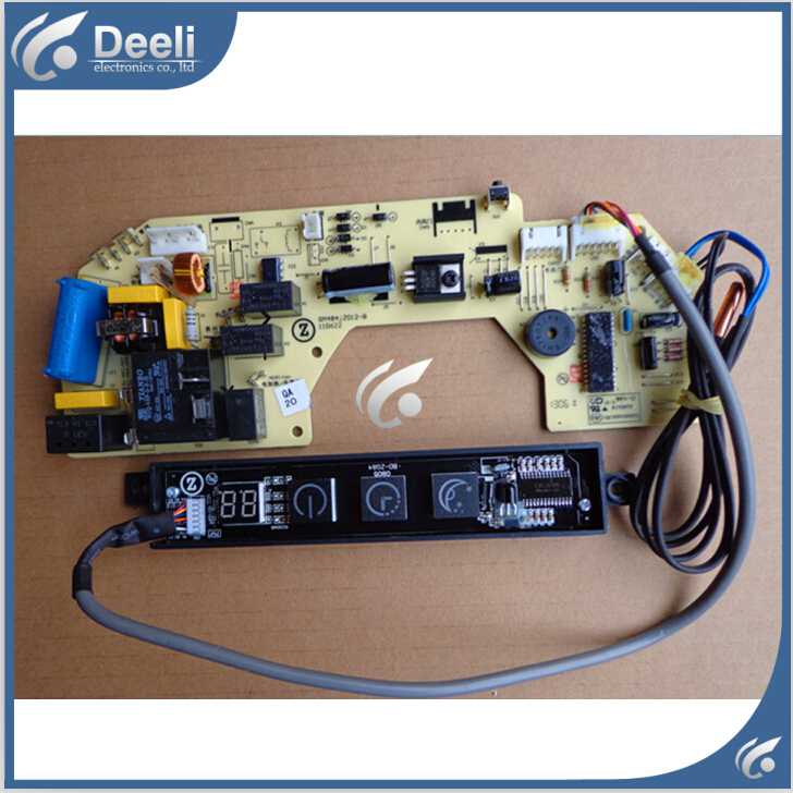 95% new good working for air conditioning computer board display board KFR-35GW/A96 n98 M96 ZGAM-84-3E on sale indoor air conditioning parts mpu kfr 35gw dy t1 computer board kfr 35gw dy t used disassemble