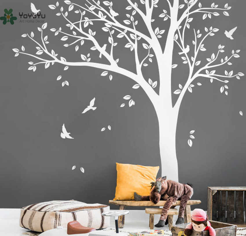 Tree Bird Wall Art