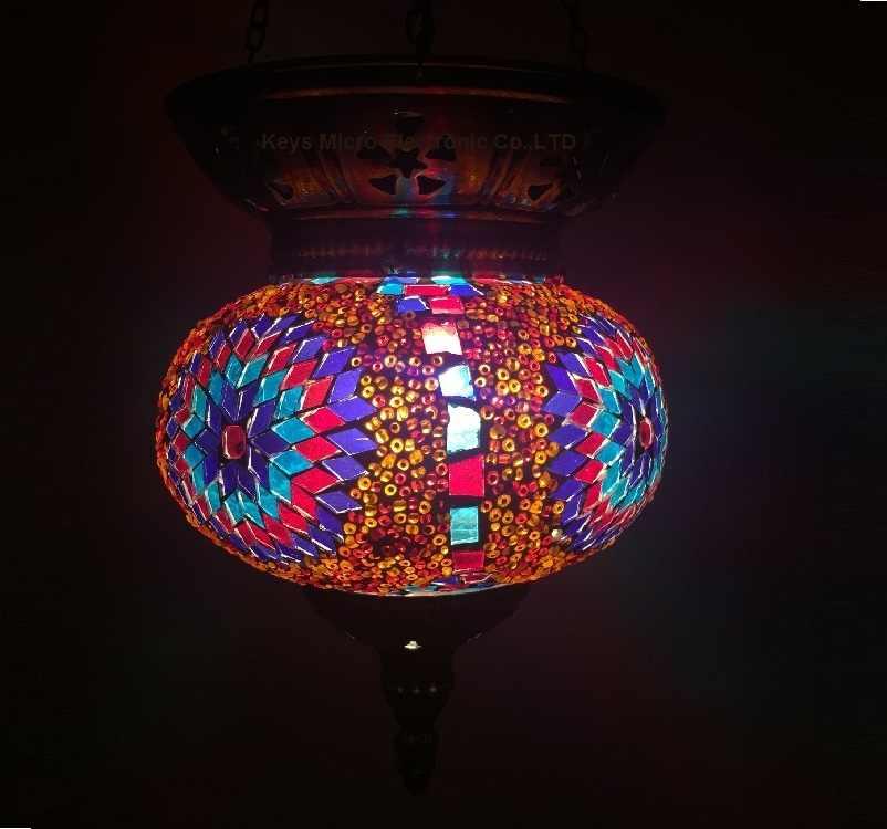 2016 новые E14 Турция этнические обычаи лампа ручной работы романтическая Кафе Ресторан Бар дерево кулон свет подвесная прямоугольная лампа