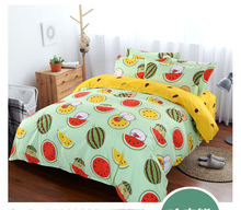 Cotton 3d Owl Bedding set Twin /Queen/King Size Bed Linen/Bed Sheet Duvet Cover 6/4/3 Pcs