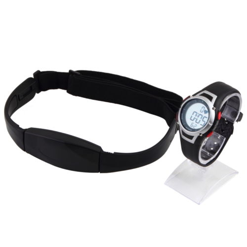 3 Meter Waterproof Heart Rate Monitor Sport Fitness Watch Favor Outdoor Cycling Sport Wireless With Chest Strap Heart Rate