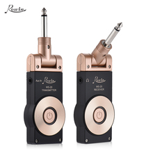 Electric-Guitar-Transmitter-Receiver-Set WS-20 Rechargeable Wireless 30-Meters Transmission-Range