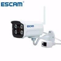 Wireless Network IR Bullet Surveillance Outdoor Ip Camera ESCAM QD900 WIFI Home Security Camera 1080P 2