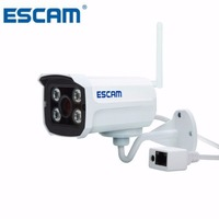 Wireless Network IR Bullet Surveillance Outdoor Ip Camera ESCAM QD900 WIFI Home Security Camera 1080P 2