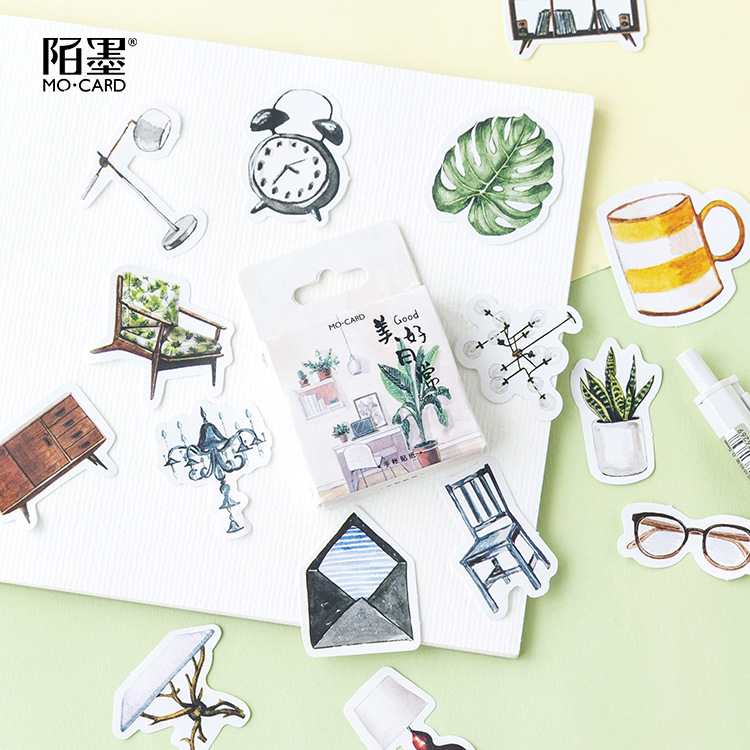 Have An Inquiring Mind Sales Promotion 45pcs Unicorn Notebooks Paper Sticker Decoration Diy Album Scrapbooking Sticker Kawaii Stationery Gift Notebooks Notebooks & Writing Pads
