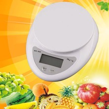 5kg 5000g 1g Digital Kitchen Food Diet Postal Scale balance weight weighting LED electronic scale