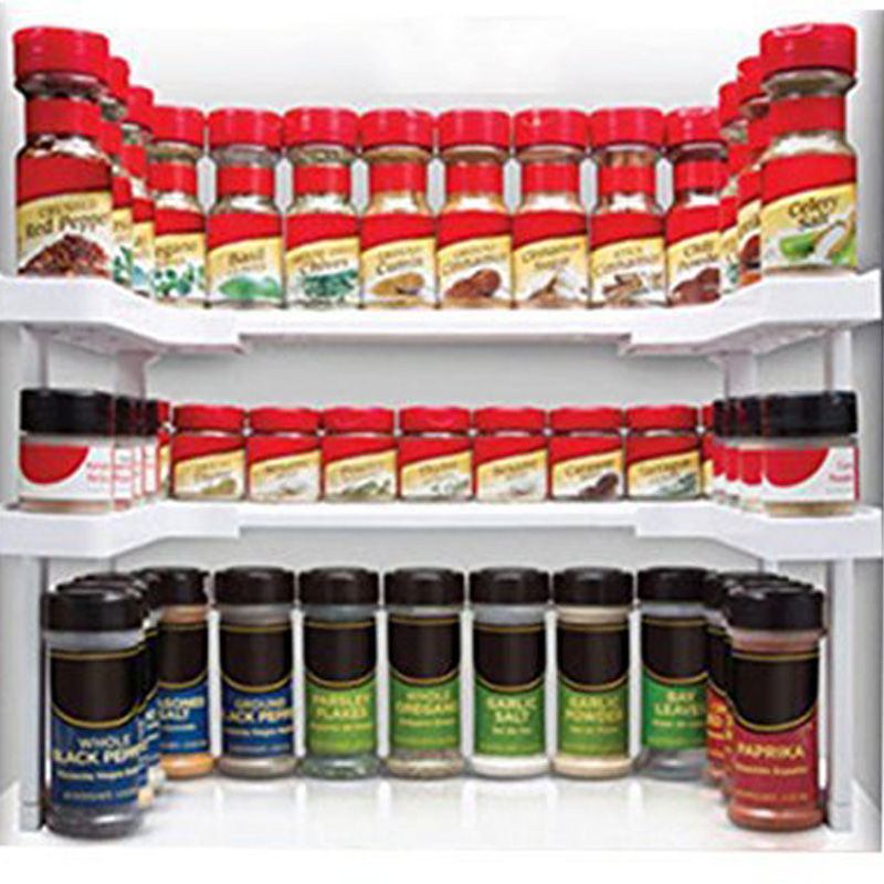 Omnipotent Racks Spice Racks Multifunctional Items Adjustable Room Kitchen  Finishing Racks-in Figurines & Miniatures from Home & Garden on  Aliexpress.com ...