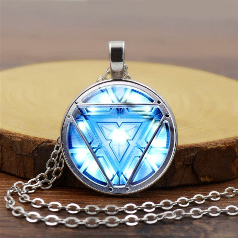 top 10 iron man arc reactor necklace brands and get free shipping