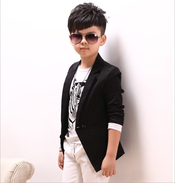 372058cf7 new boys blazers kids spring models boy child coat korean fashion ...