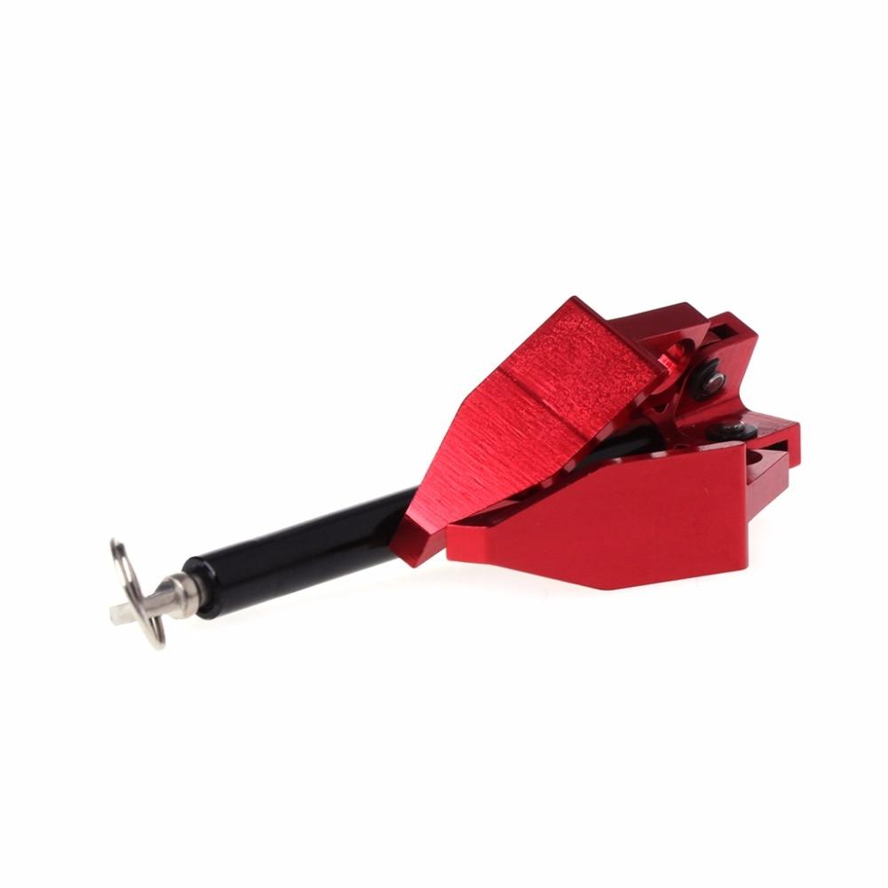 Foldable RC Crawler Car Winch Anchor for 1/10 Tamiya CC01 Axial RC4WD D90 SCX10