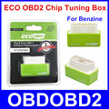 EcoOBD2 Benzine Car Chip Tuning Box Eco OBD2 Plug and Drive OBDII Lower Fuel & Lower Emission NitroOBD2 15% Fuel Save Free Ship