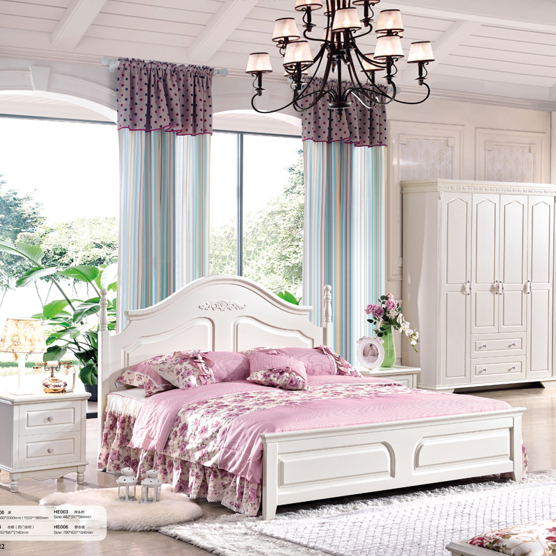 Home Furniture Best Price Girls Bed-in Bedroom Sets From