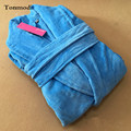 Cotton terry cloth Bathrobes Nightwear Decorative satin Obes For Women