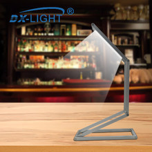 Adjustable Folding Table Lamp Chargeable Energy-saving Eye-protected Studying Lamp LED Desk Lamp Study Lamp(China)