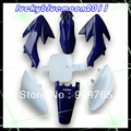 Free Shipping New Blue PLASTIC KIT FENDER FOR HONDA CRF 50 XR 50 XR50 CRF50 Dirt Bike Pit Bike
