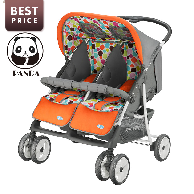 twins strollers for babies baby prams for twin newborns bicycle double stroller toddler baby kids stroller for two babies seats hot selling twin baby stroller double seats for babies lightweight twin baby prams stroller wholesales twin pushchair on sale
