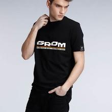 KODASKIN Men T-shirt for Honda Grom 50 100% Cotton Tee Shirt tshirt