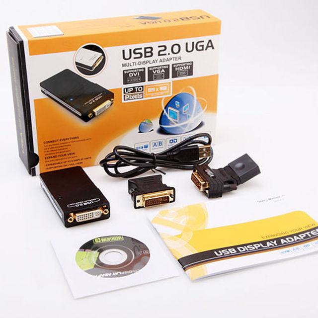 DRIVER UPDATE: UGA USB 2.0 DISPLAY ADAPTER