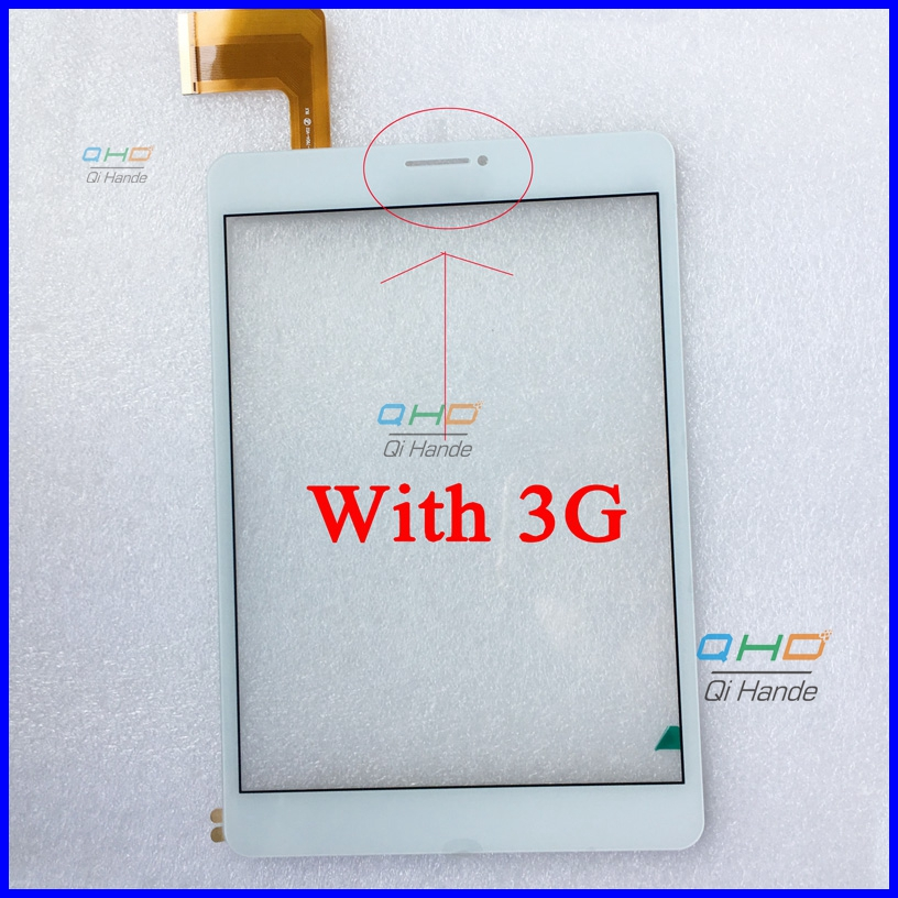 For EVERCOSS AT8A 7 85 Inch New Touch Screen Panel Digitizer Sensor Repair Replacement Parts FPCA