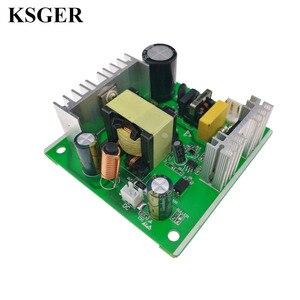 Image 1 - KSGER Placa de alimentación T12, herramientas electrónicas, estación de soldadura de hierro, 120W, 24V, 5A, AC DC de conmutación, convertidor de voltaje, reparación de teléfonos