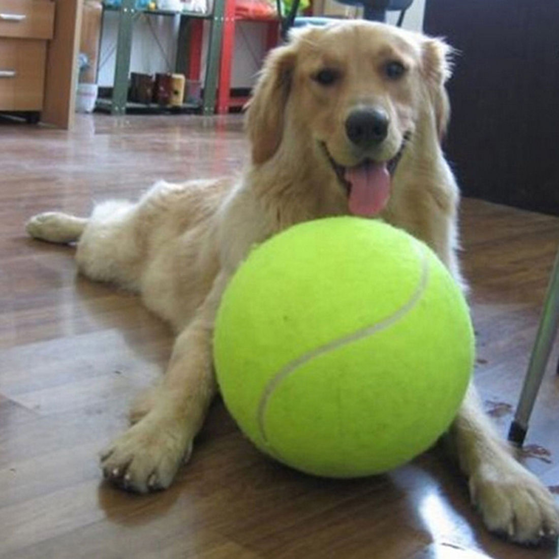 Top Sale Dog Tennis Ball Giant Pet Toy Tennis Ball Dog Chew Toy Ball For Dogs Supplies