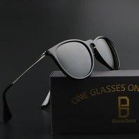 2017 Vintage Polarized Sunglasses Women Brand Designer Ladies Sun Glasses Female Oculos De Sol Feminino Titanium