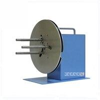 Rebobinadora automática de etiquetas R C6 de alta calidad con núcleo ajustable  rebobinadora de etiquetas de 100 240V 50 60Hz 5W 25 4 220MM máx. 12 inch/s|Kits de herramientas eléctricas| |  -