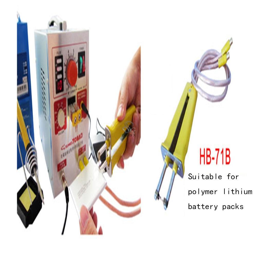 Spot Welding Pen 71B for Battery Spot Welder 709A 709AD  цены