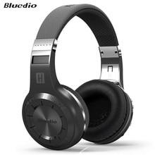 Bluedio h + plus audio auriculares bluetooth auriculares grandes auriculares auriculares ordenador pc inalámbrico auriculares con micrófono inalámbrico