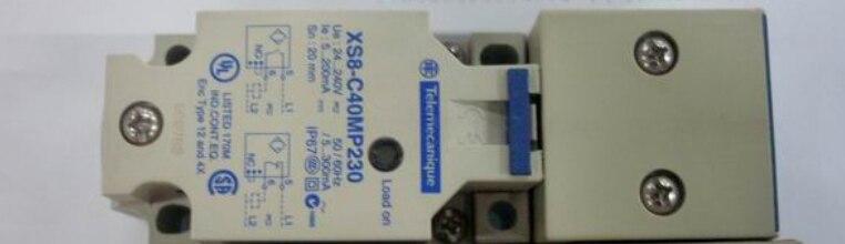 Détecteur de proximité Schneider s XS8-C40MP230 de haute qualité